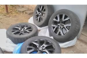 б/у диски с шинами Mazda CX-7