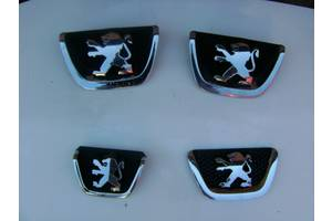 б/у Эмблема Peugeot Partner груз.