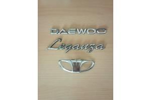 б/у Эмблемы Daewoo Leganza