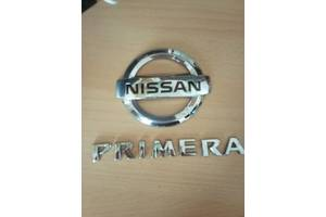 б/у Эмблемы Nissan Primera
