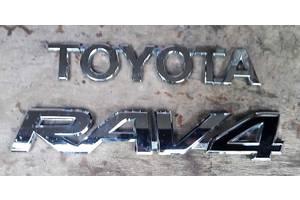 б/у Эмблема Toyota Rav 4
