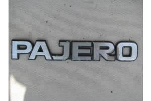 б/у Эмблема Mitsubishi Pajero