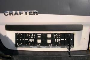 б/у Фонарь подсветки номера Volkswagen Crafter груз.