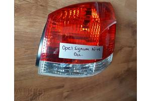 б/у Фонарь задний Opel Signum