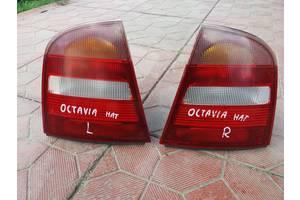 б/у Фонари задние Skoda Octavia