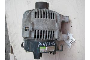 б/у Генератор/щетки Peugeot 406