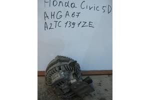б/у Генератор/щетки Honda Civic