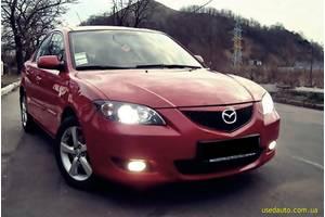 б/у Генераторы/щетки Mazda 3