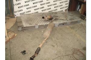 б/у Глушители Peugeot Bipper груз.
