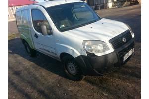 б/у Клыки бампера Fiat Doblo