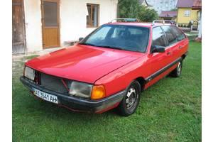 б/у Капоты Audi 100