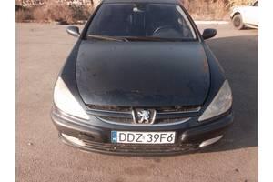 б/у Капоты Peugeot 607