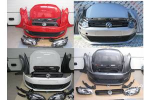 б/у Капот Volkswagen Polo