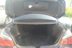 б/у Карта крышки багажника BMW 5 Series