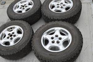 Диск Rover Land Rover
