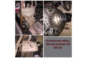 б/у Турбокомпрессоры Renault Premium