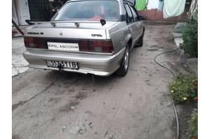 б/у КПП Opel Ascona