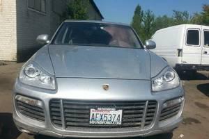 б/у Кронштейн бампера Porsche Cayenne