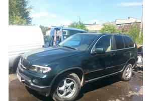 б/у Кронштейн усилителя бампера BMW X5
