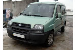 б/у Крышки багажника Fiat Doblo