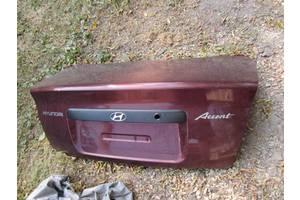 б/у Крышки багажника Hyundai Accent