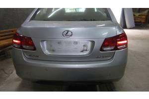 б/у Крышки багажника Lexus GS