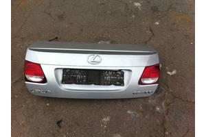 б/у Крышка багажника Lexus GS
