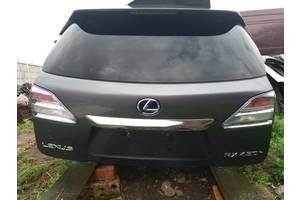 б/у Кришка багажника Lexus RX