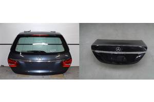 б/у Крышка багажника Mercedes C-Class