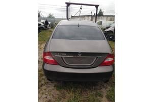 б/у Крышки багажника Mercedes CLS 350