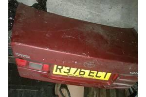 б/у Крышки багажника Toyota Camry