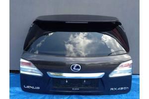 б/у Крышки багажника Lexus RX New