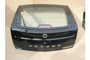б/у Крышки багажника SsangYong Actyon