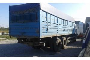 б/у Кузова автомобиля КамАЗ 65117
