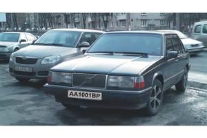 б/у Кузов Volvo 960