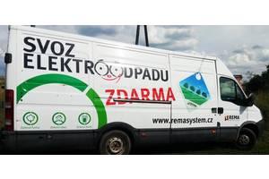 б/у Части автомобиля Iveco Daily груз.
