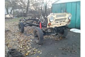 б/у Мосты ведущие задние УАЗ 469