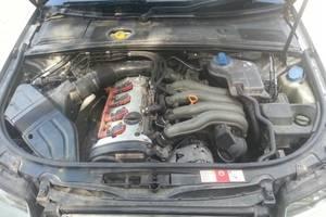 б/у Моторчик омывателя Audi A4