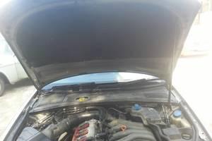 б/у Моторчик стеклоочистителя Audi A4
