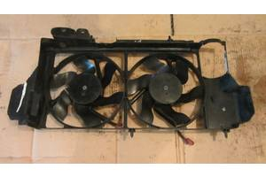 б/у Моторчик вентилятора радиатора Citroen C15