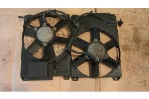 б/у Моторчики вентилятора радиатора Citroen Jumper груз.