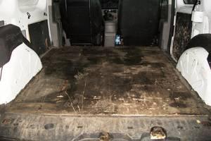 б/у Боковые пороги, подножки Renault Kangoo