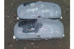 б/у Панели приборов/спидометры/тахографы/топографы Chrysler Voyager