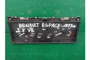 б/у Панели приборов/спидометры/тахографы/топографы Renault 19