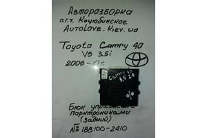 б/у Парктроник/блок управления Toyota Camry