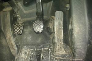 б/у Педали газа Skoda Octavia A5