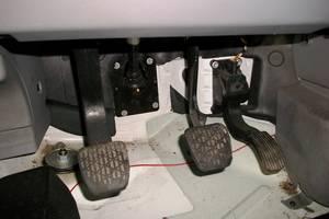 б/у Педали тормоза Volkswagen Crafter груз.