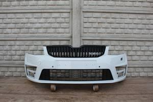 б/у Бампер передний Skoda Octavia RS