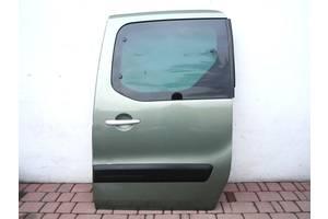 Дверь задняя Peugeot Partner груз.