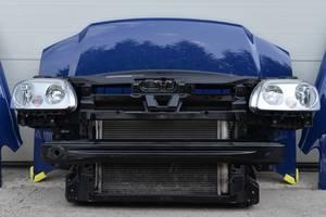 б/у Радіатор Volkswagen Caddy